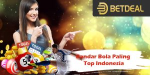 Bandar Bola Paling Top Indonesia